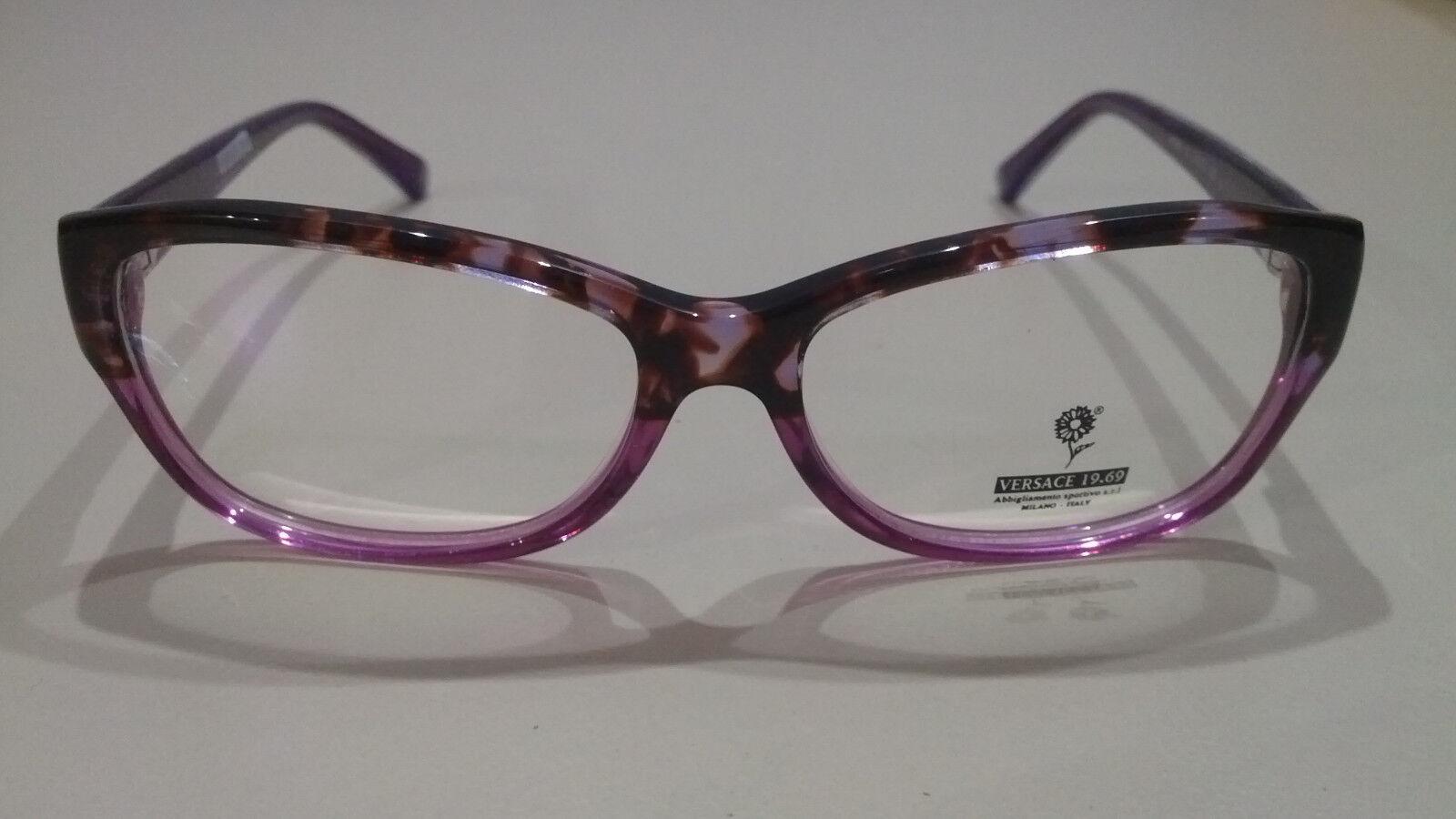 Brillengestell Brillenfassung für  Frauen Versace 19V69 V7000 C2 Versace 1969