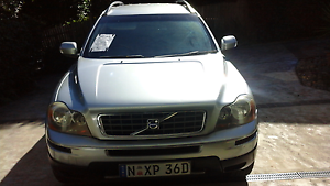 2007 Volvo XC90 AWD Boambee East Coffs Harbour City Preview