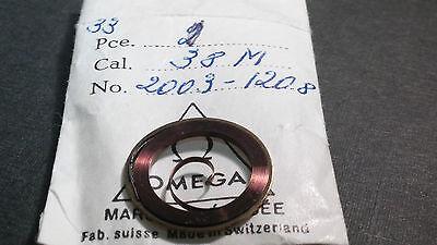 Omega 38M 1208 Mainspring - vintage for watch repair for sale  Glendora