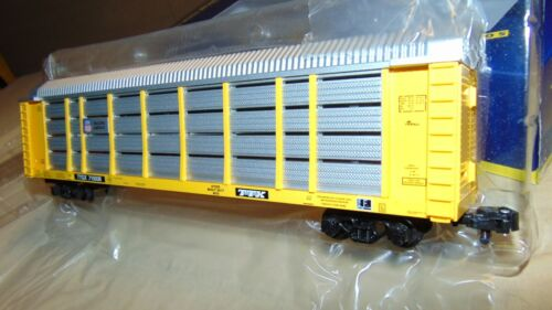 FLYER S GAUGE 47928 UNION PACIFIC AUTO CARRIER BRAND NEW IN ORIGINAL BOX..