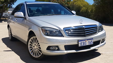 2007 Mercedes Benz C280 elegance low 79km