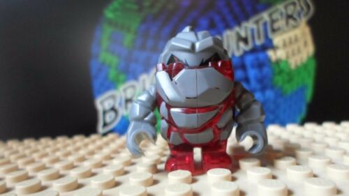 LEGO® Power Miners™ Rock Monster - Meltrox (Trans-Red) - Lego 8956 8961