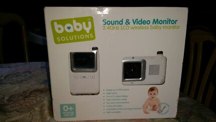 BABY SOUND & VIDEO MONITOR / RPP 99.00 Meadow Heights Hume Area Preview