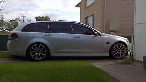 2011 SSV SERIES 2 MANUAL WAGON Greenwell Point Shoalhaven Area Preview