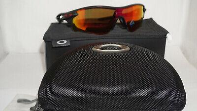 Oakley New Sunglasses Radarlock Path Matte Black Ink Prizm Ruby (Oakley Radarlock Path Sunglasses)