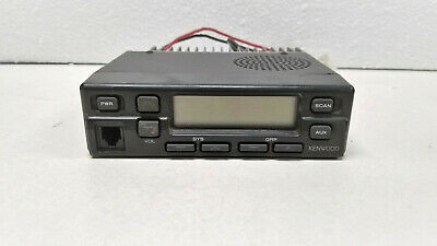 Kenwood Tk-840 Mobile Radio Uhf Fm Transceiver 25w