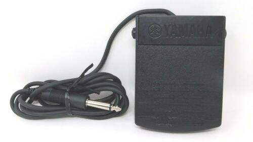 Yamaha Genuine Foot Pedal * Sustain * Keyboards * Synthesizers *** FREE SHIPPING
