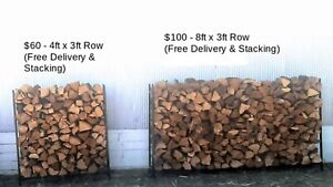 Firewood Premium Pine & Spruce (Free Delivery)