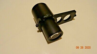Nikon 0.3 A Condenser For Tms Inverted Phase Contrast Microscope