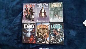 Star Wars Legacy Graphic Novels Kogarah Rockdale Area Preview