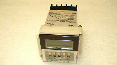 Omron H3ca-a 24-240 Vac Timer Relay