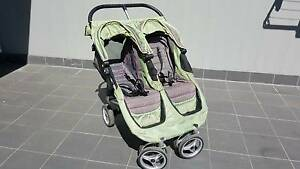 Baby Jogger City Mini Double- Great for baby and toddler or twins Lane Cove Lane Cove Area Preview