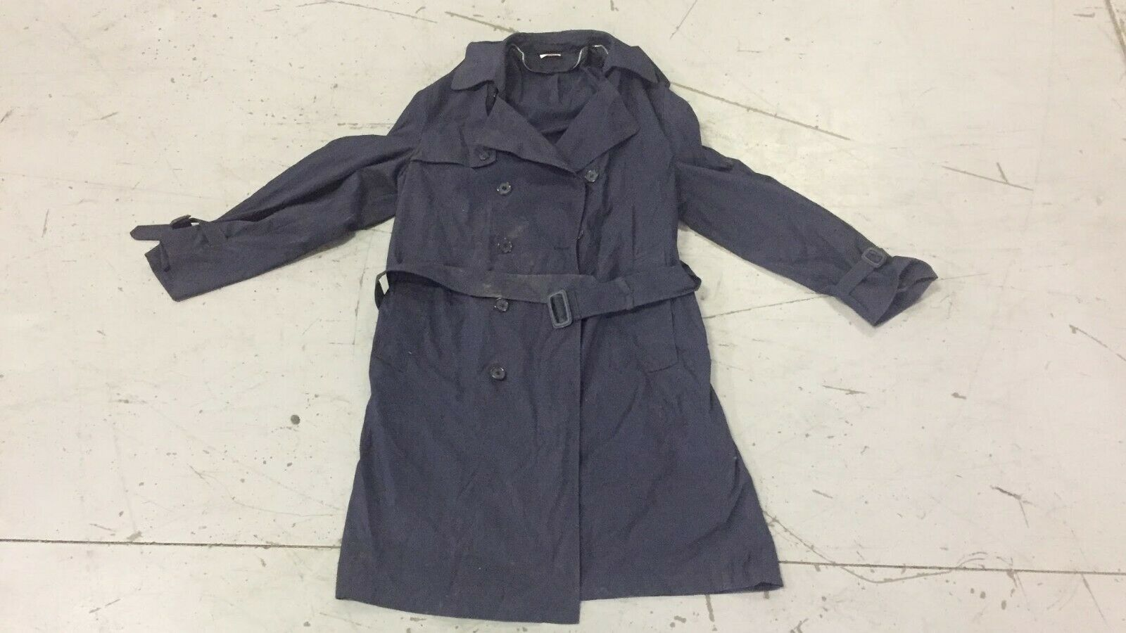 A-A-55110, Mens All Weather Coat Size 4ZR, Used