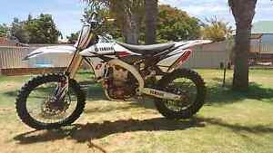 YZ450F 2011 Geraldton Geraldton City Preview