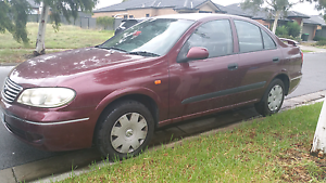 2003 Nissan pulsar Craigieburn Hume Area Preview