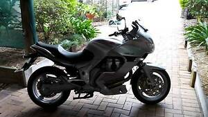 2007 Moto Guzzi Norge GT Grange Brisbane North West Preview