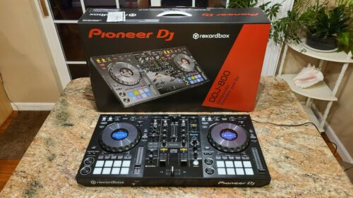 Pioneer DDJ-800 DJ Controller Odyssey Soft Case. Rekordbox License Included  - $699.00