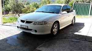 2002 Holden Commodore VXll S Lithgow Lithgow Area Preview