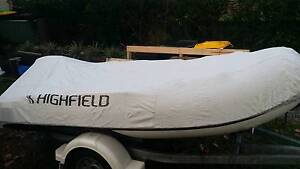 Highfield 310AW Inflatable Dinghy+Mercury 15 Hp Outboard BARGAIN! Baulkham Hills The Hills District Preview