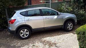 2009 Nissan Dualis Wagon Table Top Greater Hume Area Preview