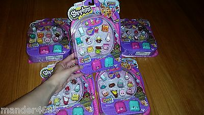 1 New Shopkins 2 In A Basket Mystery Blind Pack Spring Easte
