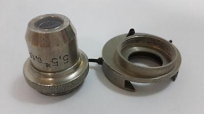 Lens Lomo Microscope Zeiss
