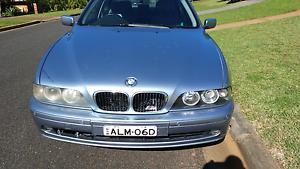 2002 BMW 530i Very good condition. Port Macquarie Port Macquarie City Preview
