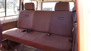 Stratos Troopy Seats Dunlop Belconnen Area Preview