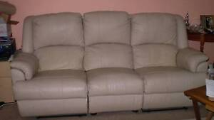 3  Seater sofa  recliner both ends Seven Hills Blacktown Area Preview