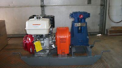 Fmc Bean Pump Model E0413di Honda Motor - Carrying Unit