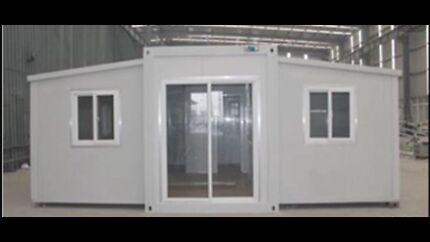 Granny flat expandable Portable building