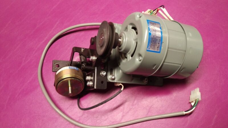 Brother Embroidery Main Drive Motor Panasonic BES-1260BC 960 1240 S42921000