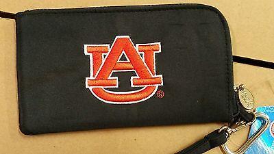 Auburn Tigers ID Wallet Wristlet Cell Phone Case Charm 14 Purse  Auburn Tigers Cell Phone Case