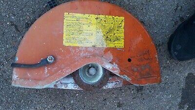 1 Stihl Ts420 Ts 420 14 Gas Powered Concrete Cut-off Saw Cutting Head