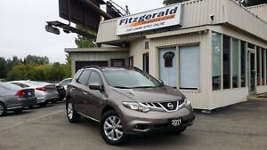 2011 Nissan Murano SL AWD - LEATHER! SUNROOF! BACK-UP CAM!