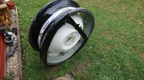 Ferguson, David brown, International, ford,  fordson dexta 28 inch Tractor Wheel