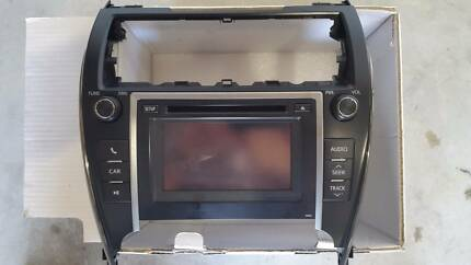 Toyota Camry / Aurion radio, stereo and front display Warners Bay Lake Macquarie Area Preview