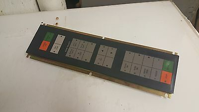Mitsubishi KS-WX1A Control Panel Keypad, Off Mitsubishi, Used, Warranty