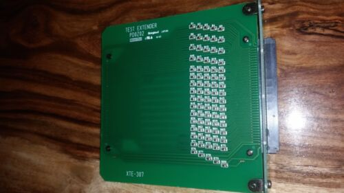 Ikegami XTE-307 Test Extender Board PD0Z02