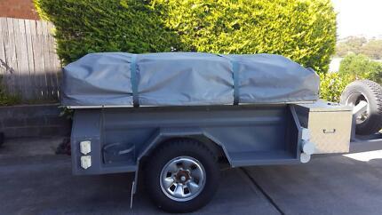 Soft floor off road Camper Trailer Merimbula Bega Valley Preview