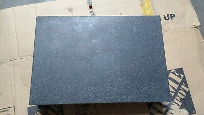 18 X 12 X 3 Granite Surface Plate No Stand
