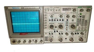 Tektronix 2246 100mhz 4 Channel Oscilloscope