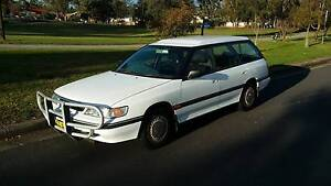 1992 Subaru Liberty Wagon Bonnyrigg Heights Fairfield Area Preview