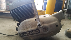 Bultaco motor 250 Campbellfield Hume Area Preview