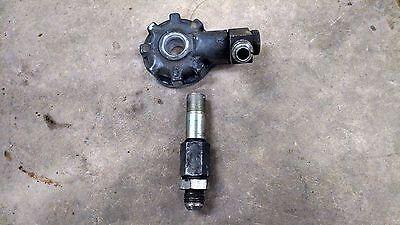 Kubota Rtv1100 Rtv 1100 D1105 D 1105 Remote Oil Filter Cooler Adapter