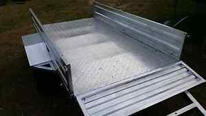 6x3 Tilt Trailer Refurbished Bethania Logan Area Preview