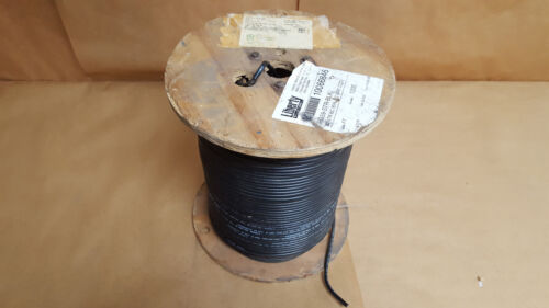 9910550608 1,000FT LIBERTY WIRE AND CABLE COLEMAN RG59 22AWG BC 95%BC XTRA-FLEX