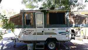 2002 Jayco outback dove. Lismore Corangamite Area Preview