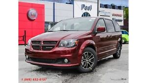 2018 Dodge Grand Caravan Brand New GT w/Leather,Pwr Drs! In stoc