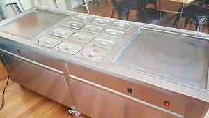 ICE CREAM ROLLS MACHINE (Great Buisness opportunity) Innaloo Stirling Area Preview